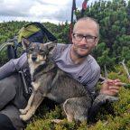 Pies na wyprawie GSB-W-2019